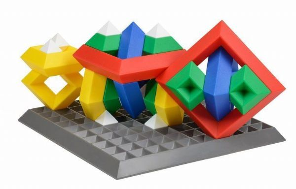 Octablox 24 Piece Junior Set A Multi-dimensional Building Toy  3+ Years